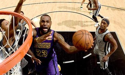 NBA: Lakers lose at Bonga debut - Pöltl strong as an ox