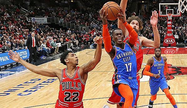 NBA: Series cracked! Thunder stumble in Chicago
