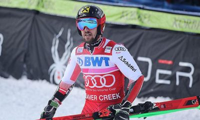 Ski Aklpin: Marcel Hirscher switches to lawyer because of son