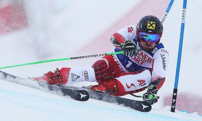 Alpine skiing: 60th World Cup victory! Marcel Hirscher leaves the competition no chance