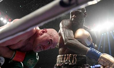 Boxing: Wilder vs. Fury: Recetition approved!