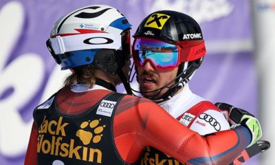 Alpine skiing: Kristoffersen smiling: That's why Hirscher is so strong