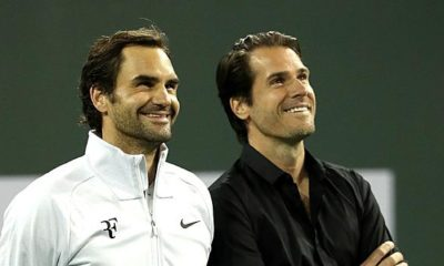 ATP: Tommy Haas sees many more good years for Roger Federer