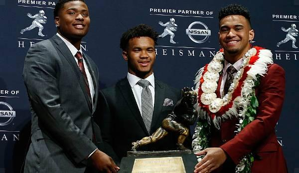 College Football: Best College Player of the Year voted