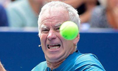 Champions Tour: John McEnroe says goodbye to active tennis for good