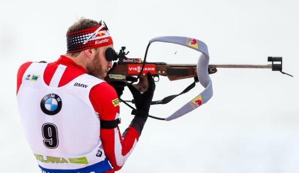 Biathlon: Top placings for ÖSV duo in Pokljuka pursuit