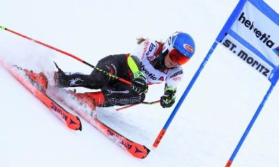 Alpine skiing: Shiffrin wins parallel slalom, Liensberger 4th place.