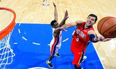 NBA: Pelicans prevent late pistons comeback