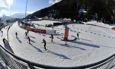 Biathlon: Hochfilzen: Race, TV Broadcast, Livestream, Liveticker