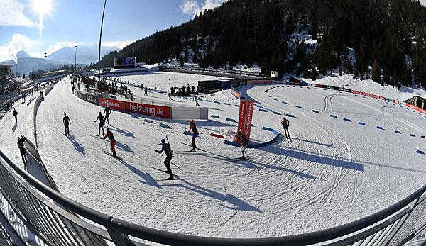 Biathlon: Hochfilzen: Race, TV Broadcast, Livestream, Liveticker