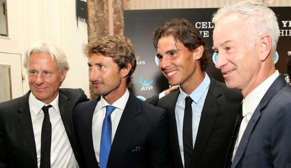 """ATP: Juan Carlos Ferrero on Rafael Nadal: """"He's an animal."""""""