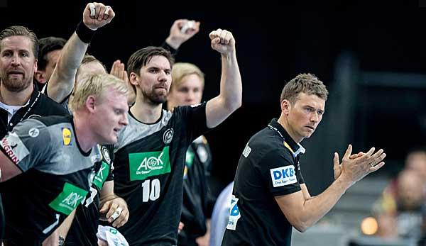 Handball: HB-WM: Prokop names squad - Kraus missing