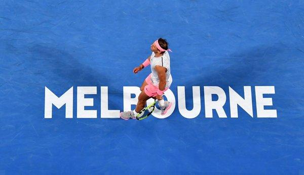 ATP: Rafael Nadal: Ready for Australia